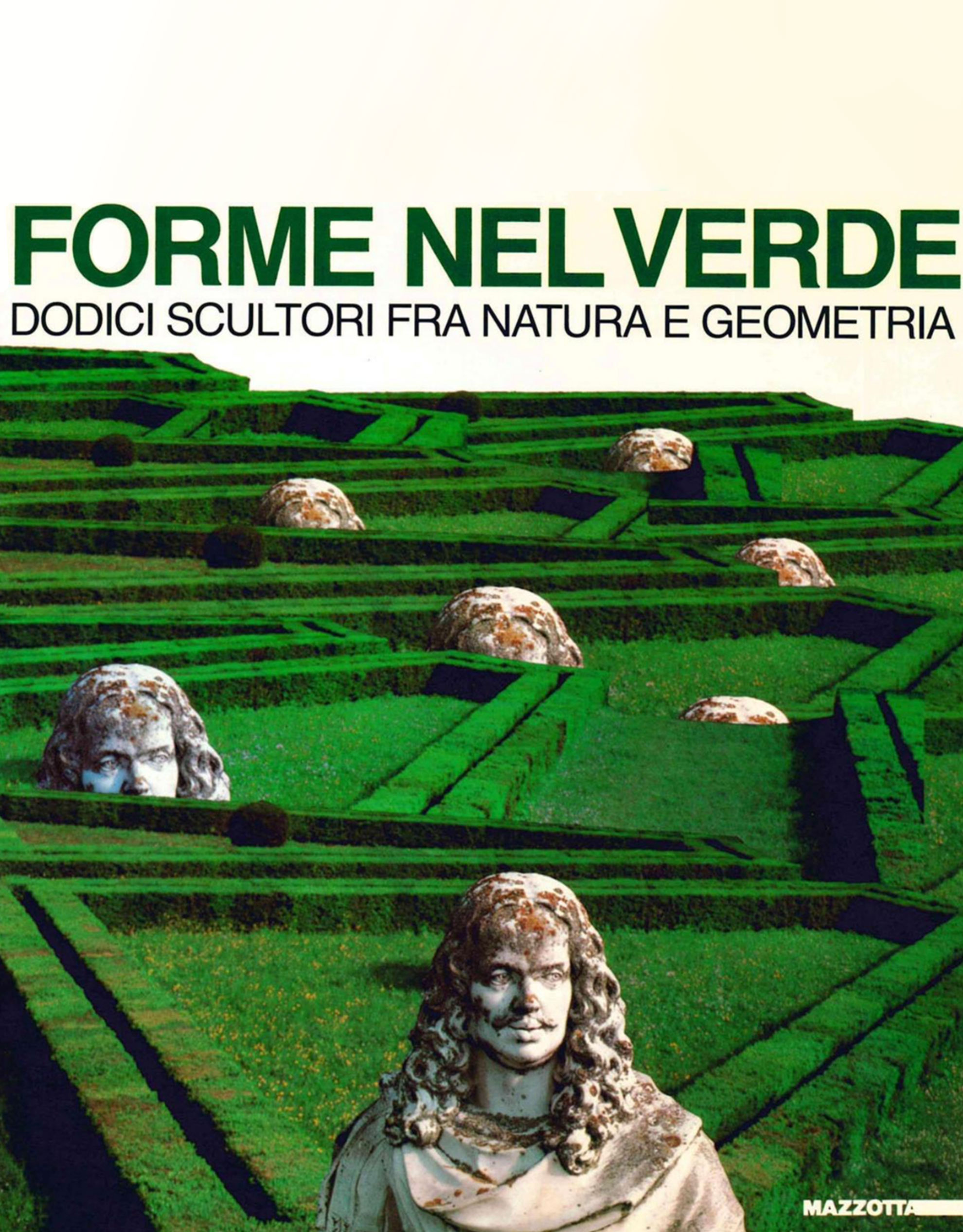 Catalogo Forme nel Verde 1986