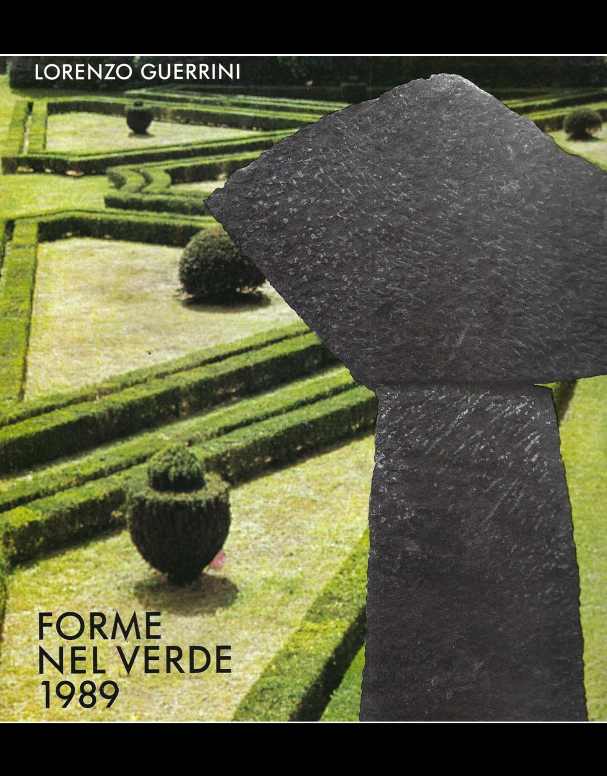 Catalogo Forme nel Verde 1989