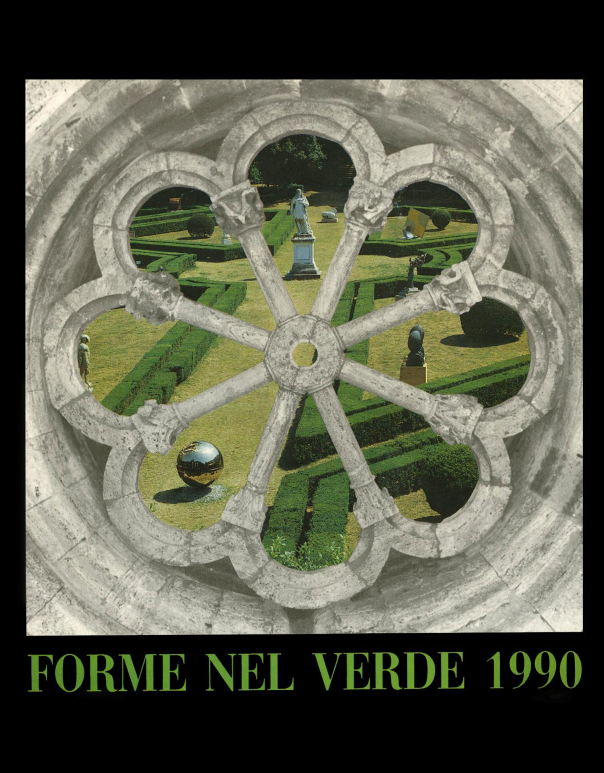 Catalogo Forme nel Verde 1990