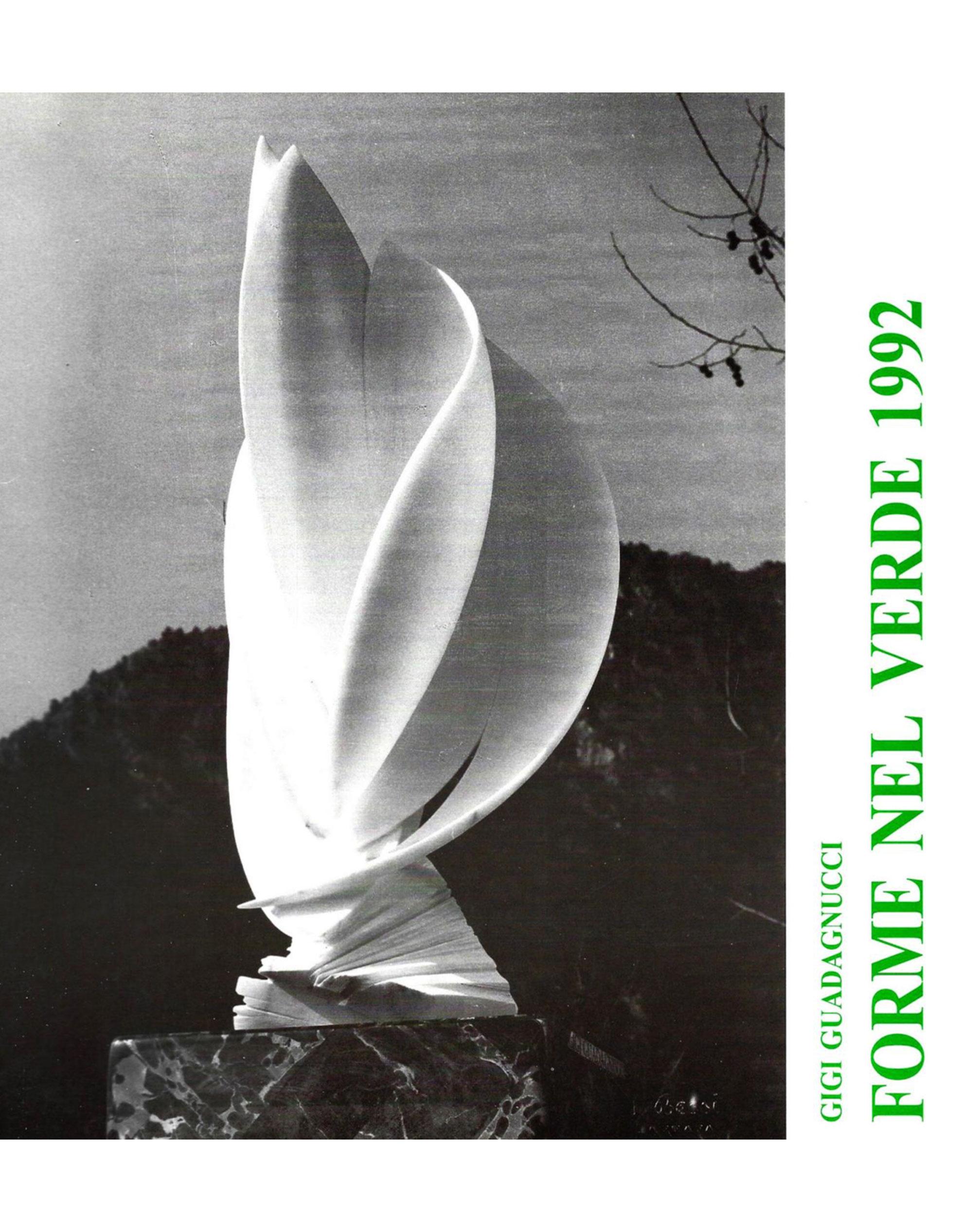 Catalogo Forme nel Verde 1992
