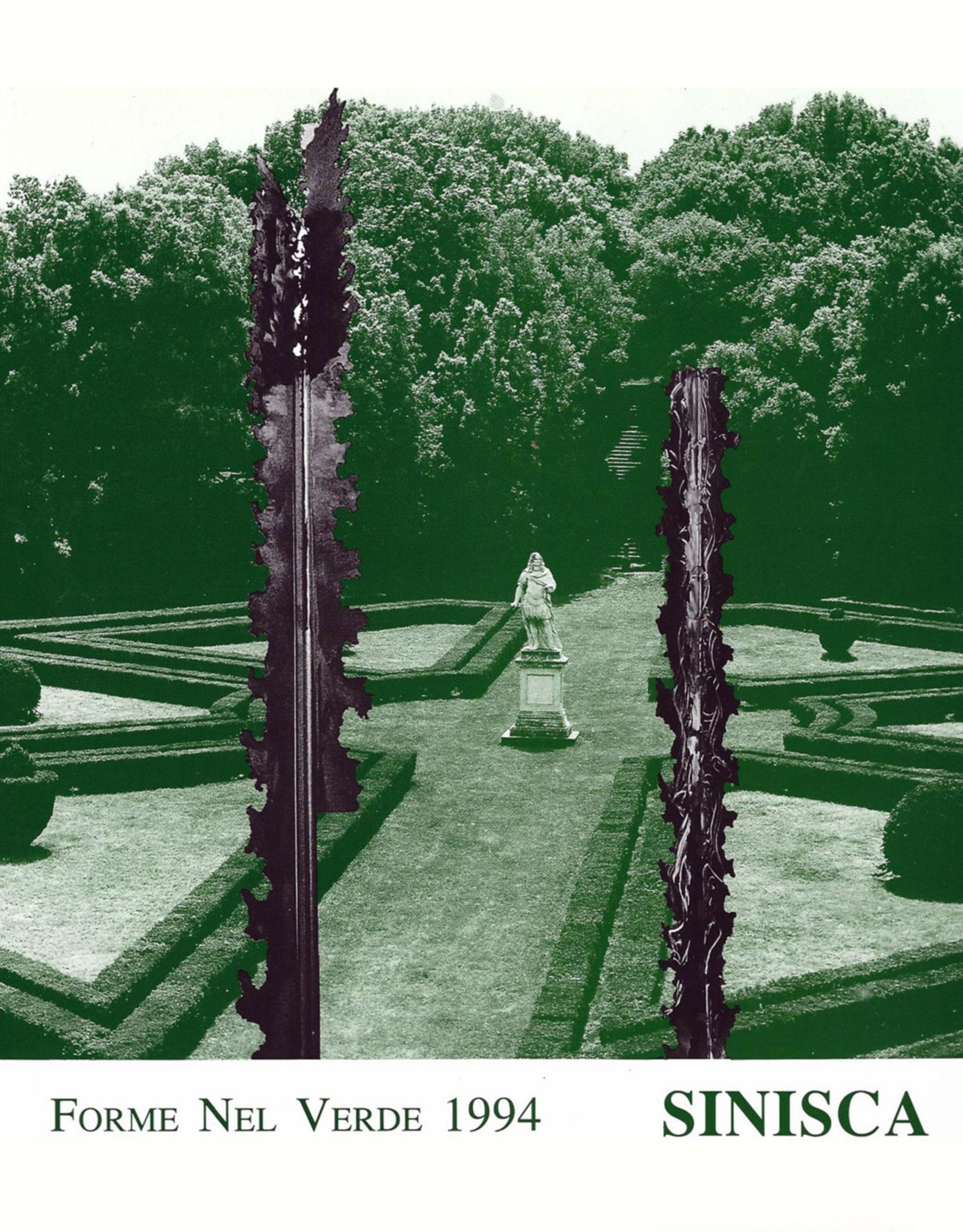 Catalogo Forme nel Verde 1994