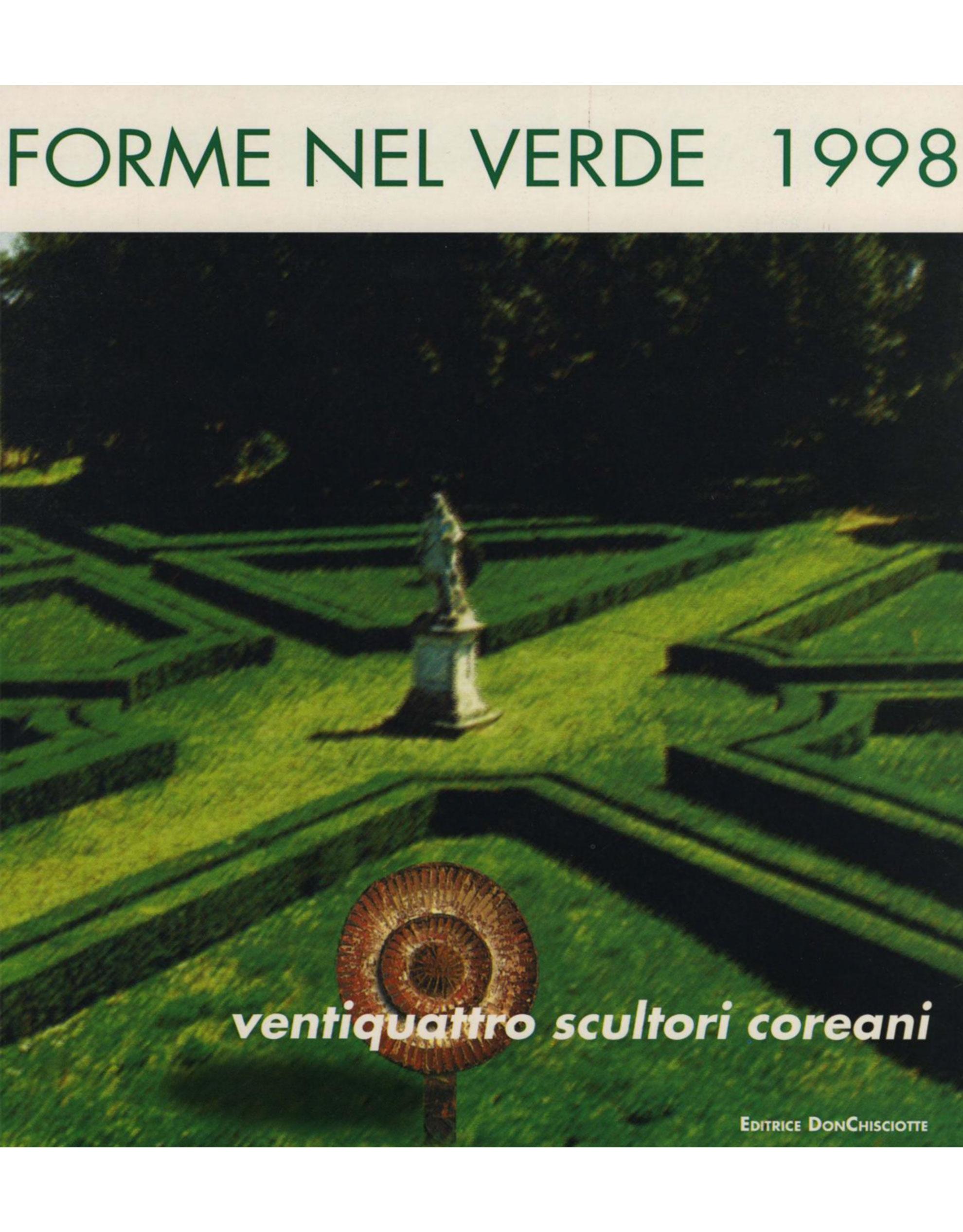 Catalogo Forme nel Verde 1998