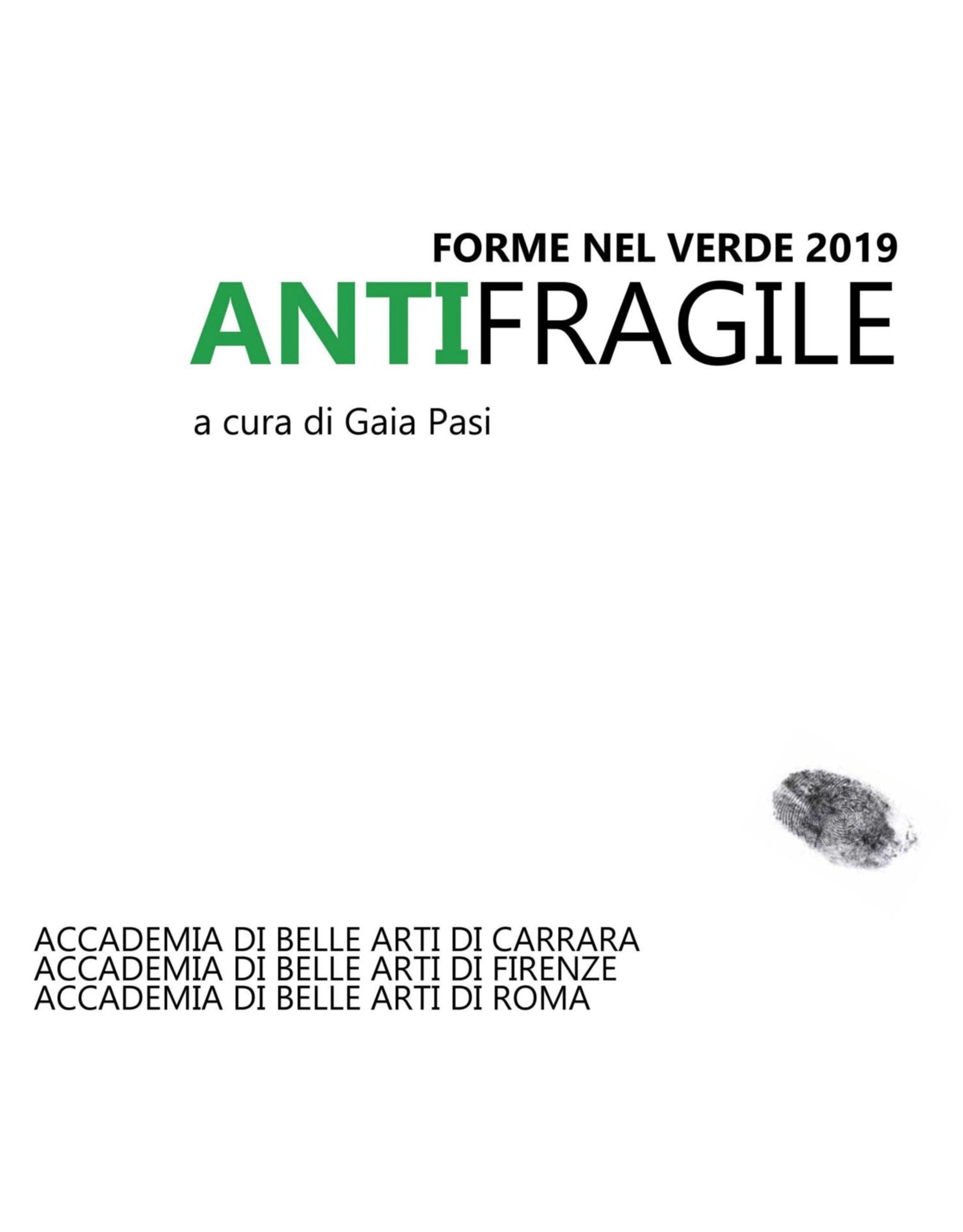 Catalogo Forme nel Verde 2019